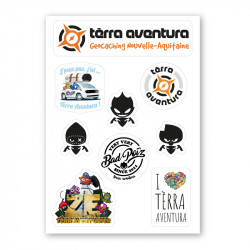 Stickers «  Original Tèrra...